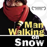 FILM: Man walking on snow, regi Masahiro Kobayashi